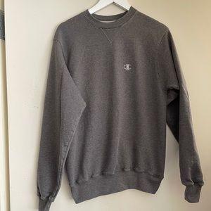 Champion Charcoal Crew Neck Sweatshirt